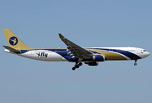 I-Fly - I-Fly Airbus A330-300