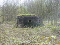 Airfield defence pill box, RAF Lichfield.JPG