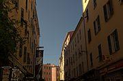 Ajaccio - rue cardinal Fesch