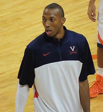 2013–14 Virginia Cavaliers men's basketball team - Image: Akil Mitchell
