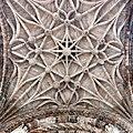 Albi cathédrale Sainte-Cécile portal vault.jpg