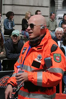Alex Roy at the start of the 2006 Gumball 3000.jpg