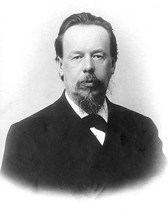 Invention of radio - Alexander Stepanovich Popov