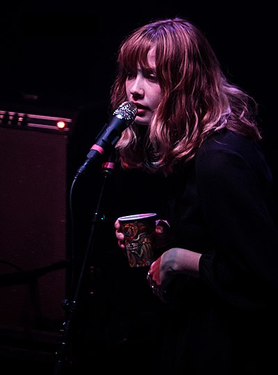 Picture of a band or musician: Alexandra Savior