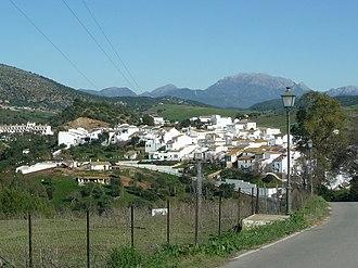 Algar, Andalusia - Algar from Tajo del Águila resort