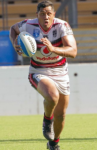 Ali Lauitiiti - Image: Ali Lauitiiti New Zealand Warriors