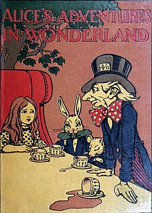 Alice's Adventures in Wonderland - Carroll, Robinson - S001 - Cover.jpg