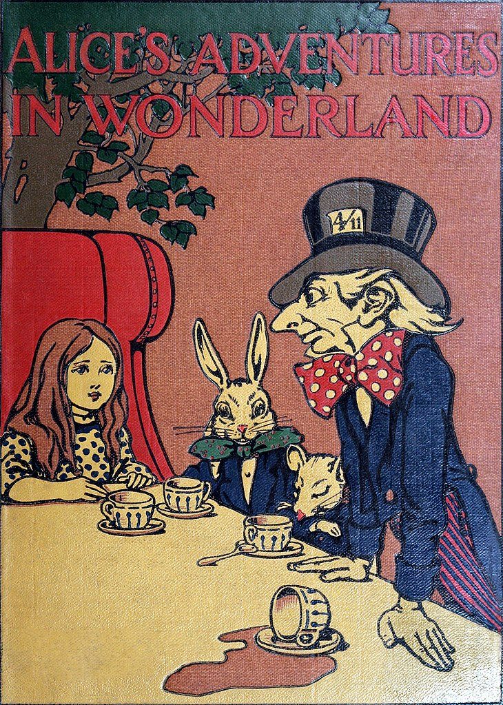 Alice in wonderland short story-1941