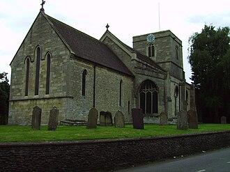 Ruskington - All Saints' Church
