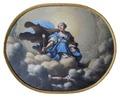 Allegori över Konung Karl X Gustafs förmälning (David Klöcker Ehrenstrahl) - Nationalmuseum - 174862.tif