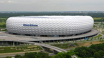 A final terá lugar no Allianz Arena de Múnic.
