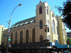 Patrick Keely - St. Brigid's Church (1848), Lower East Side, New York City