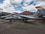 Alphajet Luftwaffe 40+23 at Piet Smits pic6.jpg