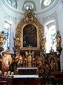 Altmünster St.Benedikt - Hochaltar 1.jpg