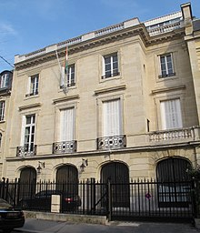 Franceindia relations wikipedia embassy of india in paris thecheapjerseys Gallery