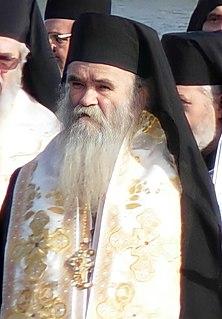 Amfilohije, Metropolitan of Montenegro Metropolitan of Montenegro