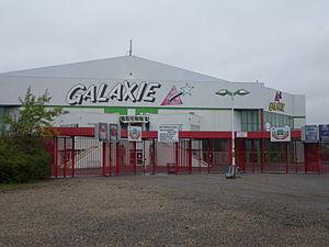 Galaxie Amnéville - Image: Amnéville Galaxie 4