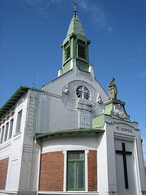 Amstetten, Lower Austria - Amstetten-Mauer hospital chapel