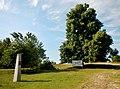 An diesem Ort befand sich das Feldlager der schwedisch-protestantischen Armee unter Herzog Bernhard von Weimar und Generalfeldmarschall Gustav Horn vor der denkwürdigen Schlacht bei Nördlingen (23. August bis 5. Septem - panoramio.jpg