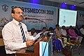 Ananda Kishore Pal Speaks - Inaugural Session - SPORTSMEDCON 2019 - SSKM Hospital - Kolkata 2019-03-17 3252.JPG