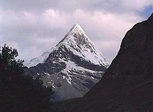 Artesonraju - Cordillera Blanca - Ancash - Peru.