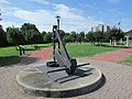 Anchor on display at Fort Nelson Park.jpg