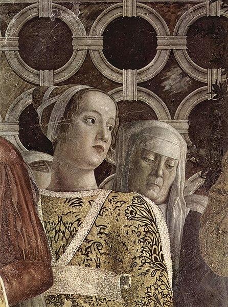 Lembranzas andrea mantegna for Camera degli sposi a mantova