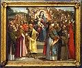 Andrea bordone (attr.), maria regina tra santi, 1610 ca. 01.jpg