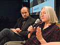 Andreas Hirsch and Saskia Sassen.jpg