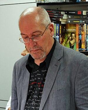 Andreu Martín cover
