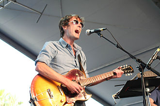 Andrew Bird - Bird performing at the 2007 Coachella Valley Music and Arts Festival