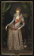 Portrait of Anna Katarina, 1575-1612