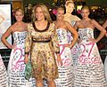 Anne Fletcher and 27 Dresses at 27 Dresses Premiere 2.jpg
