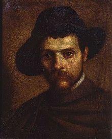 Selbstporträt (1593), Galleria nazionale di Parma (Quelle: Wikimedia)