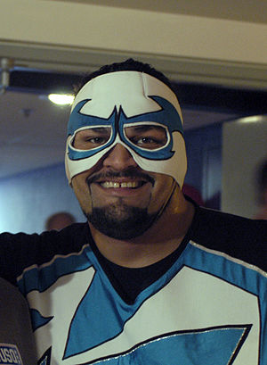 Rosey (wrestler) - Anoaʻi as Rosey at SummerSlam 2005