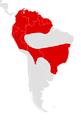 Anoura caudifer map.png