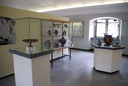 Martin von Wagner Museum. Antikensammlung Wuerzburg