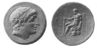 Antiochus II Theos - Image: Antiochus II