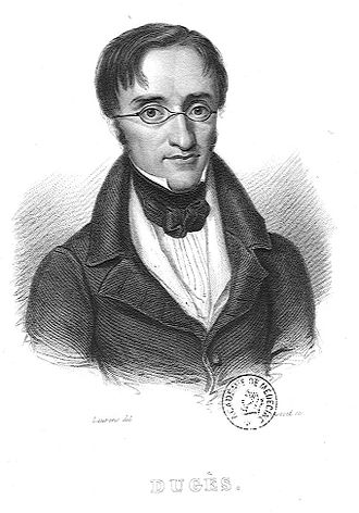 Antoine Louis Dugès - Antoine Dugès