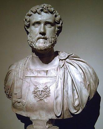 Nerva–Antonine dynasty - Image: Antoninus Pius (Museo del Prado) 01