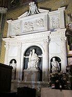 Antonio da sangallo il giovane, monumento di clemente VII