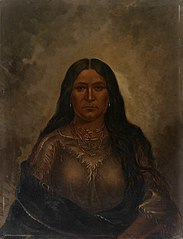 Chan-ku-wash-te-mine (Good Road Woman)