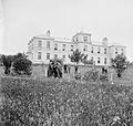 Anyone for cricket? Academical College, Coleraine (19287230882).jpg