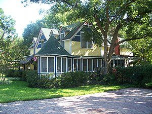 Apopka, Florida - Waite-Davis House