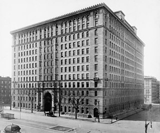 The Apthorp United States historic place