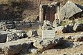 Archaic Temple of Athena in Delphi, torsos, 060097.jpg