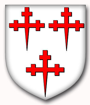Henry Adamson - Henry Adamson's family coat of arms