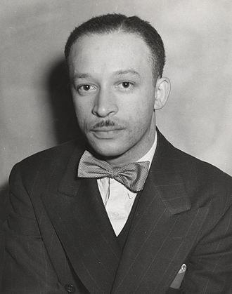 Charles Alston - Charles Alston in 1939