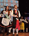 Argentina - Misiones - Oberá - Fiesta del Inmigrante 2014 - Ballet Il Giardino d Italia 5.JPG