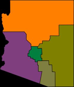 Arizona – Travel guide at Wikivoyage
